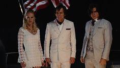 Emma Frost, Sebastian Shaw,Riptide X Men:First Class