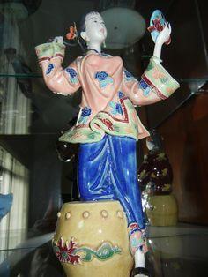 coleção mulheres que se destacaram na china.
