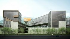 Chinese University of Hong Kong (Shenzhen Campus) Master Plan Winning Proposal / Rocco Design Architects