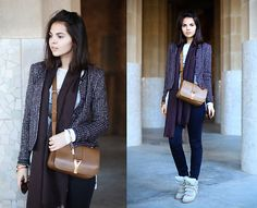 Get this look: http://lb.nu/look/4446455  More looks by Doina Ciobanu: http://lb.nu/doinaciobanu  Items in this look:  Pnk Casual Blazer