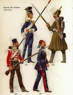 Uniform Insignia, Crimean War, British Colonial, World War One, British Army, Napoleon, Victorian Era, Warfare, 19th Century