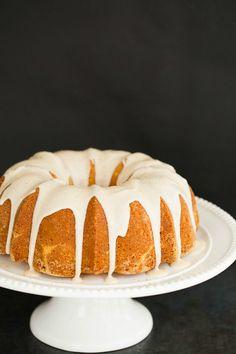 Eggnog Bundt Cake with Rum IcingReally nice recipes. Every  Mein Blog: Alles rund um Genuss & Geschmack  Kochen Backen Braten Vorspeisen Mains & Desserts!