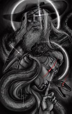 Loki and Odin Blood Brothers by Allie Rwby Oc, Blood Brothers, What Is Coming, Look Into My Eyes, Look At The Stars, Norse Mythology, Loki, Darth Vader, Nature