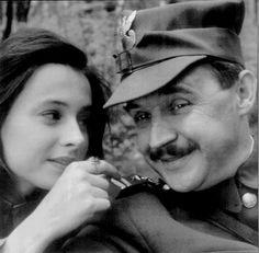 Renata Dancewicz i Marek Kondrat
