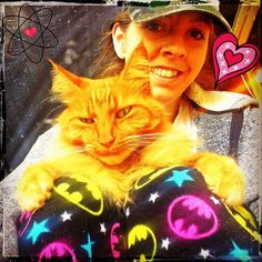 Spam loves his momma... #caturday #spamthecat #spam