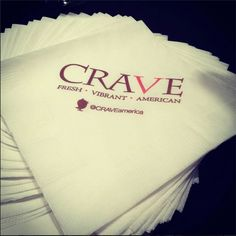 "Crave Restaurant (@CraveAmerica) at Galleria Edina's ""Flights of Fashion"" In-store event Friday, 9/20 from 6pm-9pm."