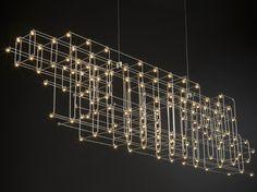 Lampada a sospensione a LED a luce diretta ORION Collezione Orion by Quasar | design Jan Pauwels