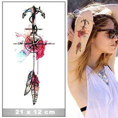 Solution, Watercolor Tattoo, Bullet, Art, Tatoo, Fake Tattoos, Little Tattoos, Art Background, Watercolour Tattoos