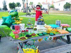 mdtpartyandcakes – Fiestas Bonitas – MesasDulces & CandyBar -Reposteria Americana en Sevilla