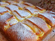 Greek Sweets, Greek Desserts, Greek Recipes, Cake Mix Cookie Recipes, Cake Mix Cookies, Cake Frosting Recipe, Frosting Recipes, Tart Recipes, Dessert Recipes
