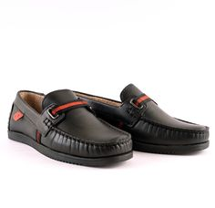 Buy Loafers for Boys Baby - Footwear - Cesare Black Loafers Online India | The Little Shopper