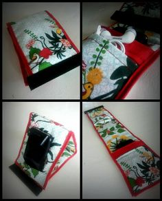 Cell phone bag