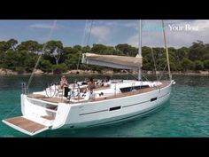 Garcia Exploration 45 by Garcia Yachting Guided Tour Video (in English) - YouTube