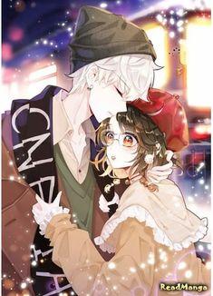Anime Cupples, Anime Angel, Anime Chibi, Anime Demon, Hot Anime, Kawaii Anime, Anime Couples Drawings, Anime Couples Manga, Manga Couple
