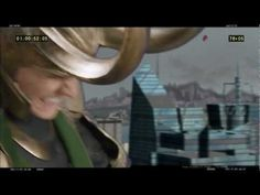 The Other Tells Loki to Lead - Marvels The Avengers - Deleted Scenes