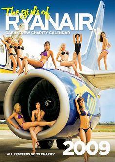The Girls Of Ryanair 2009