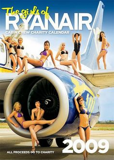 The Girls Of Ryanair 2009