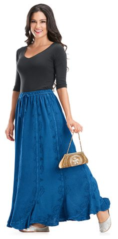 Shop Lucetta Gypsy Skirt: http://holyclothing.com/index.php/skirts/lucetta-scalloped-embroidered-gypsy-peasant-hippie-floral-skirt.html?utm_source=Pin #holyclothing #lucetta #embroidered #skirt #hippie #peasant #bohemian #gypsy #boho #renaissance #romantic #love #fashion #musthave
