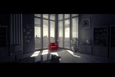 BW_interior_1-2, Michał Kubas on ArtStation at https://www.artstation.com/artwork/bw_interior_1-2