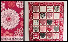 RBD Post Quilt Market Blog Tour: My Mind's Eye