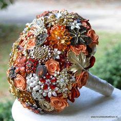 Sweetvintage | Vintage bruidsboeket - bekijk inspiratie bij Sweetvintage