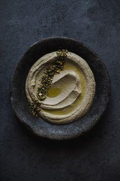 Hummus with Pistachio and Sesame | Slim Palate