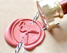 Flamingo Bird B20 Wax Seal Stamp x 1