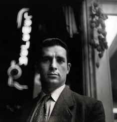 Jack Kerouac by Elliott Erwitt