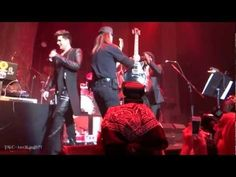 "HOT video!!  Adam Lambert performs ""Shady"" with Sam Sparro and Legendary musician Nile Rodgers. Niles founded the non-profit We Are Family Foundation (WAFF) in 2001 in the aftermath of the September 11, 2001 attacks. Its mission is dedicated to the vision of a global family by creating and supporting programs that inspire and educate the next generation about mutual respect, understanding, and appreciation of cult..."