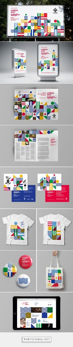 GBNT — Shaping Communication :: Past and Present - Lisbon, Ibero-American Capital of Culture 2017... - a grouped images picture - Pin Them All