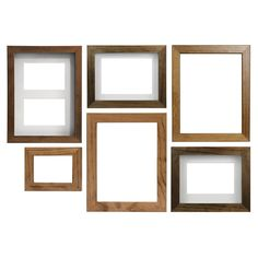 Walnut Wall of Frames - Corban & Blair - On Temple & Webster today! Make Photo, Inspire Others, Frames On Wall, Creative Business, Crafty, Inspiration, Temple, House Ideas, Decor Ideas