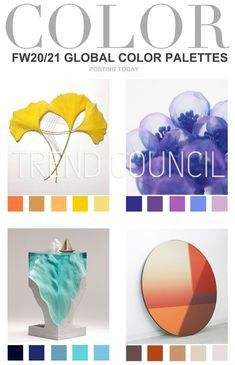 Fashion Colours, Colorful Fashion, Winter Mode, Fall Winter, New Trends, Color Trends, Trend Council, Fashion Forecasting, Winter Colors