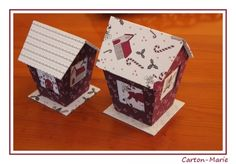 Carton-Marie Boutique, Marie, Coasters, Decorative Boxes, Home Decor, Cartonnage, Christmas Lanterns, Noel, Night Light