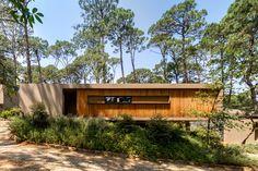 Cinco Casas / Weber Arquitectos