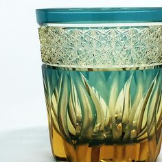 Cut Glass, Glass Art, Glass Rocks, Sand Crafts, Glass Design, Edo Kiriko, Craftsman, Stained Glass, Arts And Crafts