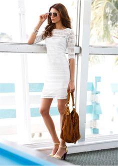 Šaty s krajkou Módní šaty značky • 749.0 Kč • bonprix