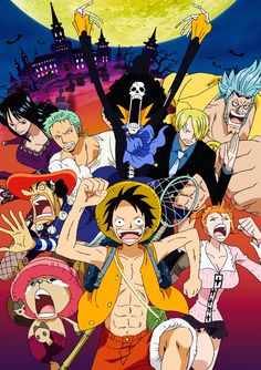 One piece // Mugiwara crew || One Piece |