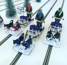 Polar Slot Racing from mobilracing.de #scalextric #slotcar #132scale #slotracing