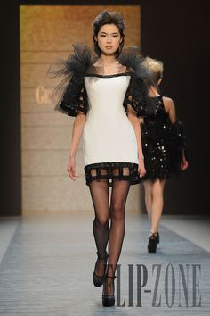 Georges Chakra Spring-summer 2010 - Couture - http://www.flip-zone.com/georges-chakra-1551
