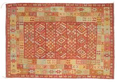 Kelim Afghan Old style Teppich ABCK1368