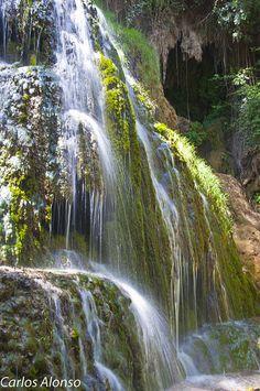 Cascada Monasterio de Piedra  Aragón