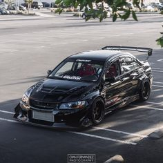 "Ferny. on Instagram: ""Dreams don't work unless you do. 🖤🖤🖤 #that_black_evo #evasivemotorsports #evasive #voltexracing #voltex #voltexjapan #volksracing…"""
