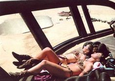 110+ rare Star Wars photos