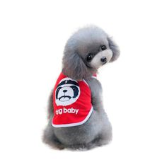 Puppy Clothes, Kaifongfu Pet Dog T Shirt New Fashion Apparel ** Check this awesome product by going to the link at the image. (This is an affiliate link and I receive a commission for the sales)