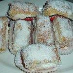 Greek Sweets, Greek Desserts, Greek Recipes, Cookbook Recipes, Cooking Recipes, Biscotti Cookies, Pastry Art, Confectionery, No Bake Cake
