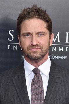 """Actor Gerard Butler attends the """"Gods Of Egypt"""" New York Premiere at AMC Loews Lincoln Square 13 on February 24, 2016 in New York City. 