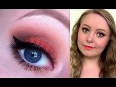 Coral Summer Makeup Tutorial. Youtube channel: http://full.sc/SK3bIA