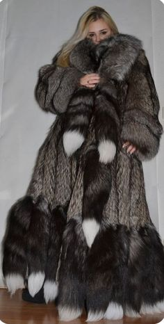 Keychain-Black White-Color-Fur-Mink-8-TO-10-Inches-Great Price Fur-Mink Tails