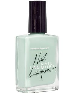 Nail Polish | Shop American Apparel - StyleSays