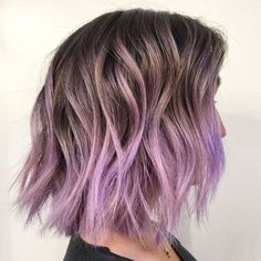 Cool Short Ombre Hair Color Ideas 10
